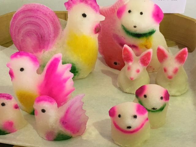 懐かしの砂糖菓子展 in 三間坂駅 _f0040201_23473113.jpg