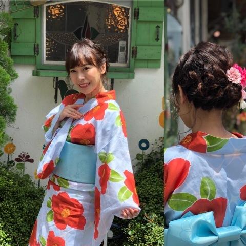 真夏の浴衣とヘアメイク_a0123703_11480186.jpeg