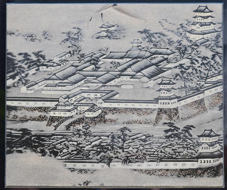 平成最後の築城、145年ぶりに甦った尼崎城天守。_e0158128_11101713.jpg