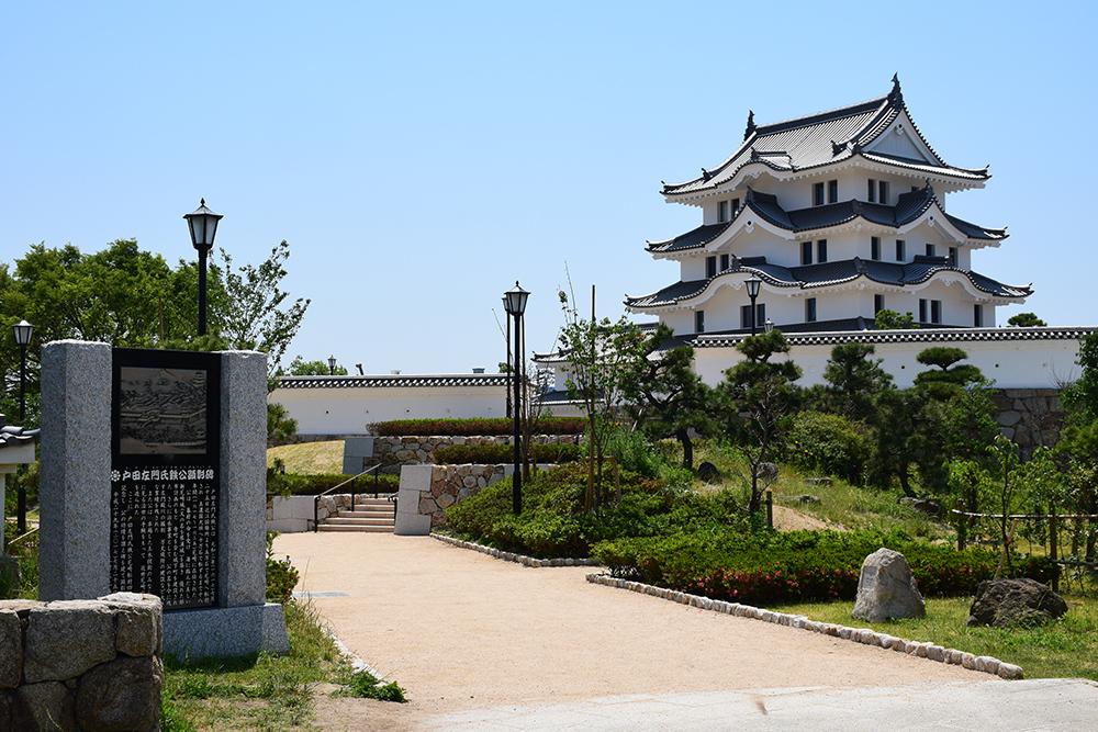 平成最後の築城、145年ぶりに甦った尼崎城天守。_e0158128_11114442.jpg