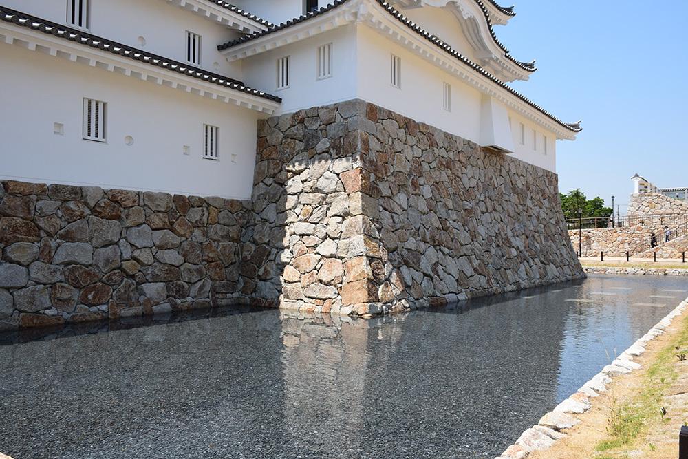 平成最後の築城、145年ぶりに甦った尼崎城天守。_e0158128_11165989.jpg