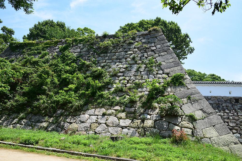 築城400周年の明石城を歩く。 その4 <稲荷郭>_e0158128_17330268.jpg
