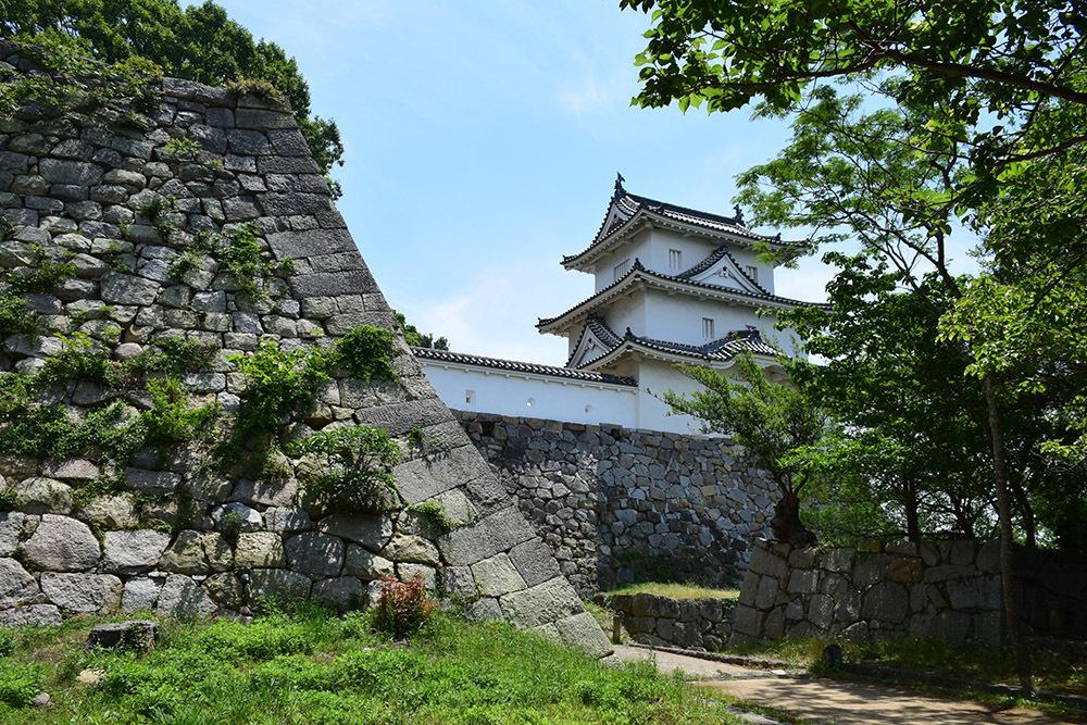 築城400周年の明石城を歩く。 その4 <稲荷郭>_e0158128_17330906.jpg