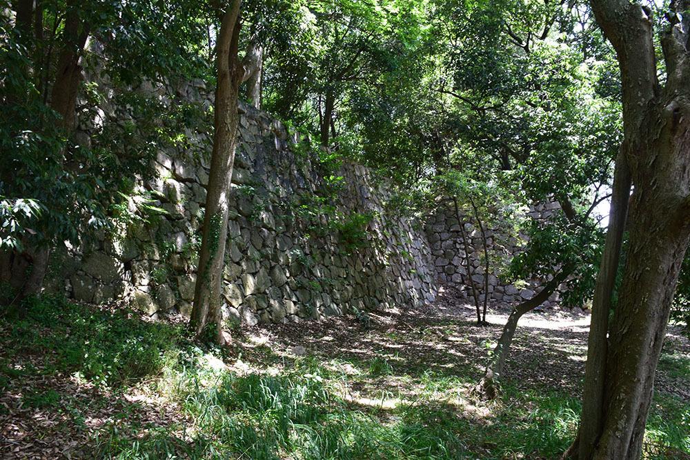 築城400周年の明石城を歩く。 その4 <稲荷郭>_e0158128_18175514.jpg