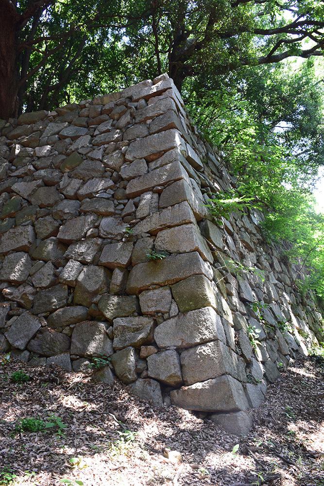 築城400周年の明石城を歩く。 その4 <稲荷郭>_e0158128_18175941.jpg