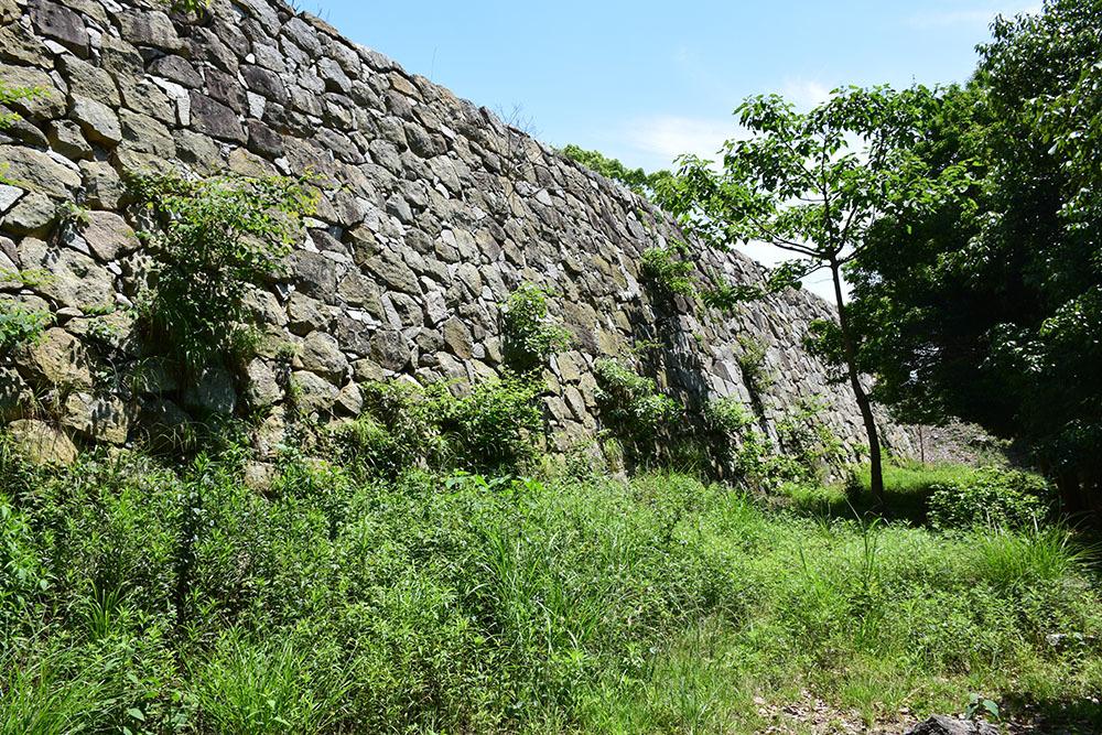 築城400周年の明石城を歩く。 その4 <稲荷郭>_e0158128_18214210.jpg