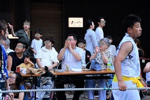 三社大祭 お通り_c0299631_22301333.jpg