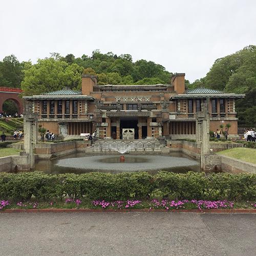 明治村の帝国ホテル旧本館_f0170331_14080977.jpg