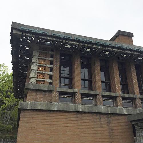 明治村の帝国ホテル旧本館_f0170331_14081734.jpg