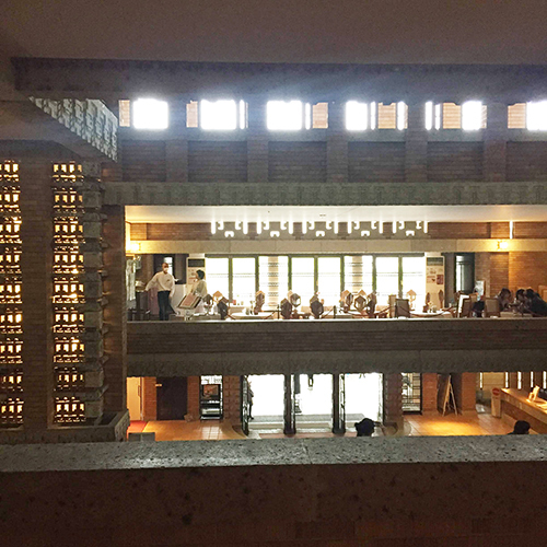明治村の帝国ホテル旧本館_f0170331_14082160.jpg