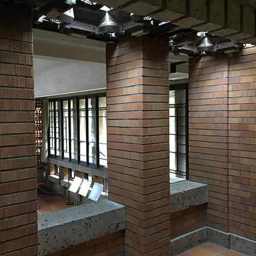 明治村の帝国ホテル旧本館_f0170331_14082577.jpg
