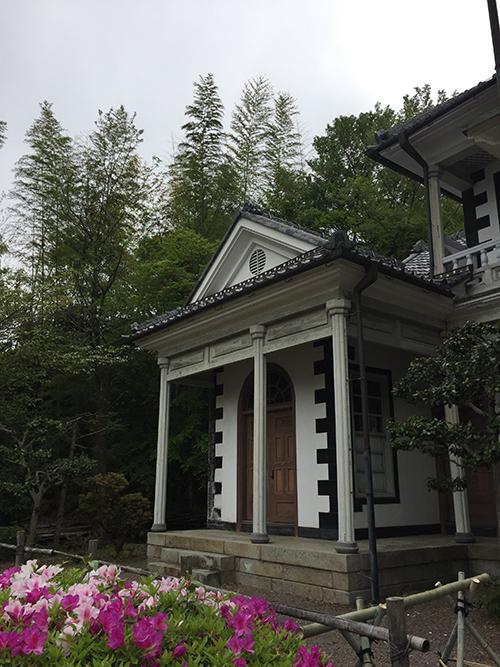 明治村の帝国ホテル旧本館_f0170331_14084861.jpg