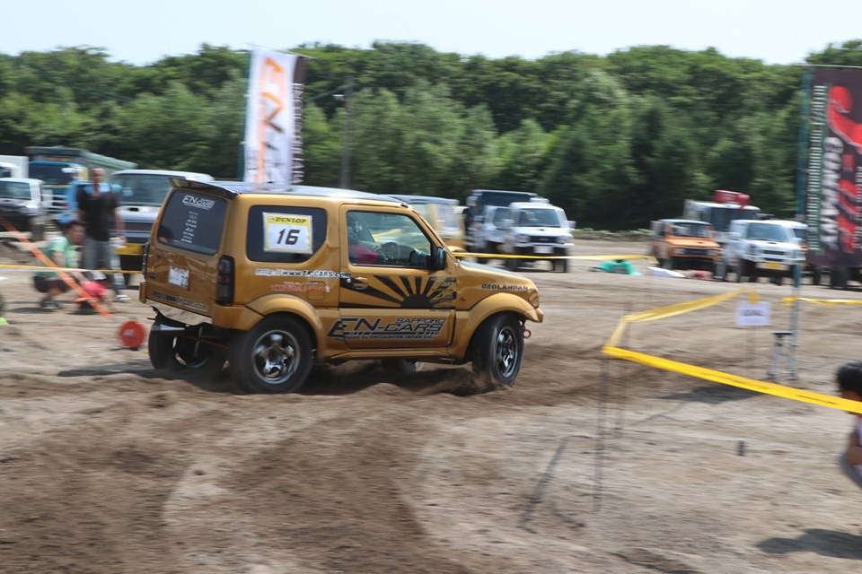THE NORTH JIMNY TRIAL 2019 第2戦_a0143349_00195796.jpg