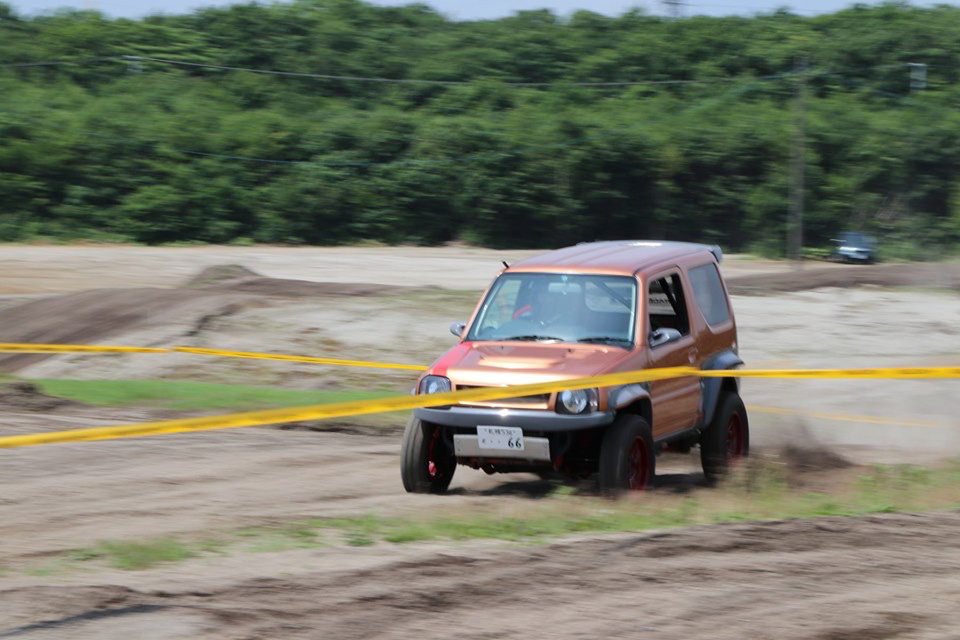 THE NORTH JIMNY TRIAL 2019 第2戦_a0143349_00240078.jpg