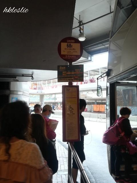 九巴68M巴士@荃灣站→元朗(西)_b0248150_04282141.jpg