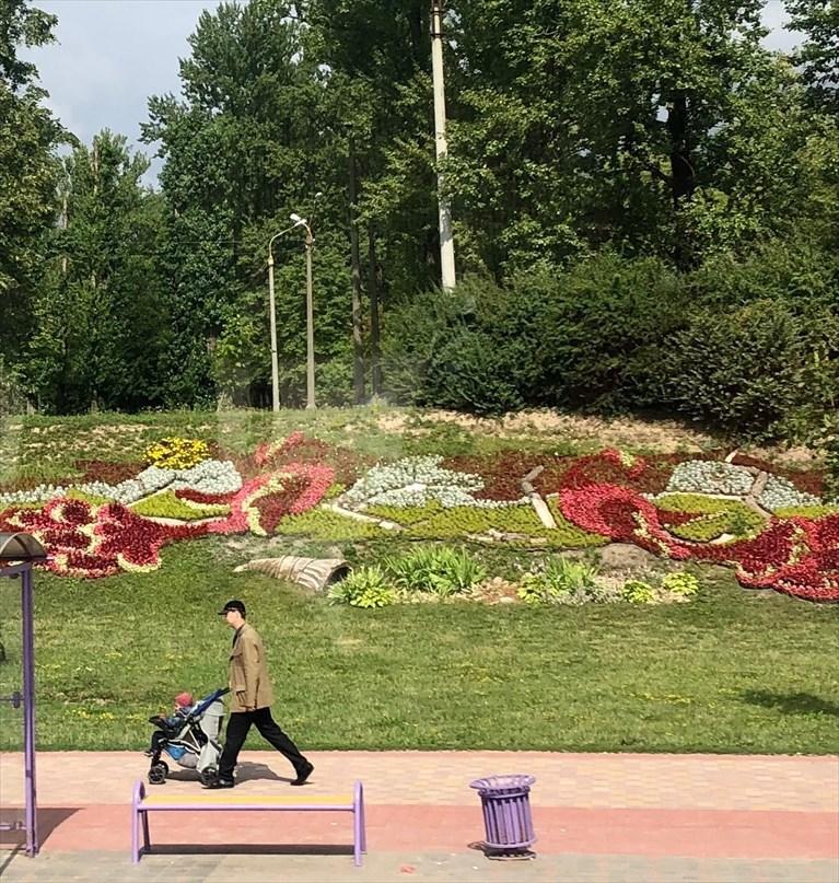 涙の島とトラエツカヤ旧市街地@ミンスク/ベラルーシ_a0092659_17464975.jpg