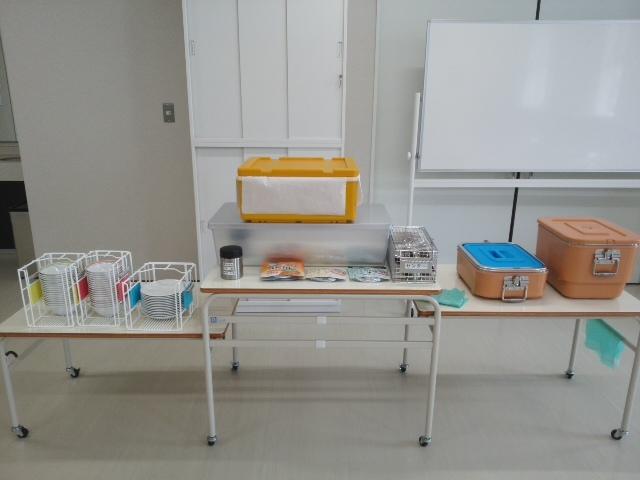 伊丹市中学校給食センター見学・試食にいかせていただきました 🍚🥛🐟_f0061067_22403231.jpg
