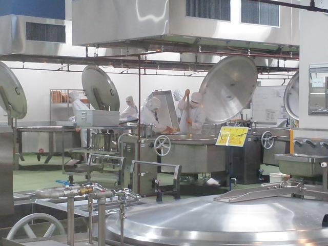 伊丹市中学校給食センター見学・試食にいかせていただきました 🍚🥛🐟_f0061067_22403247.jpg