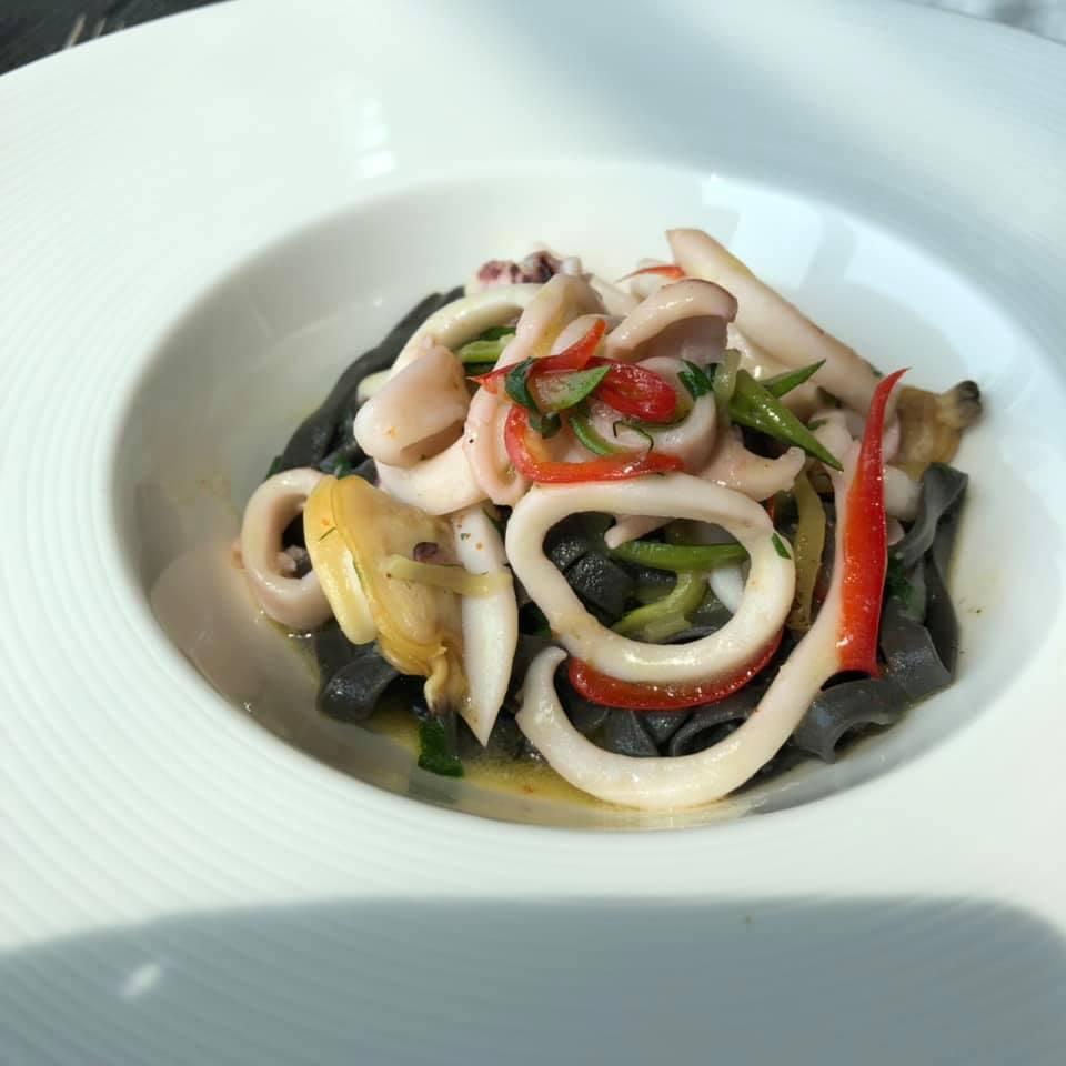 Itarian lunch @K\'shiki at Mandarin _b0195783_08402055.jpg