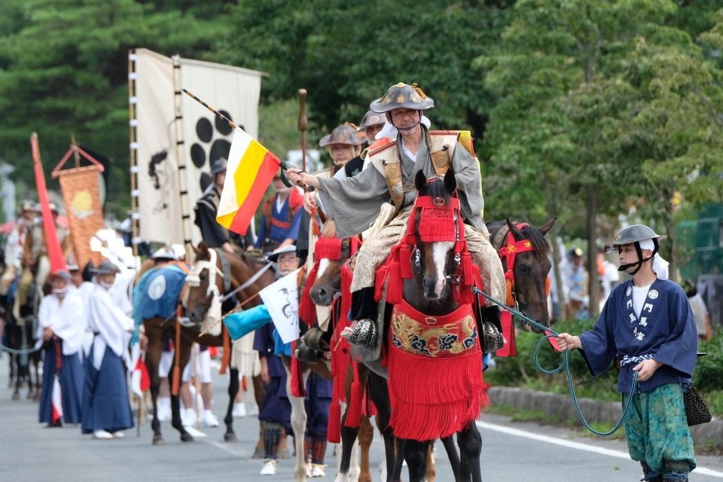 相馬野馬追祭 <7> 整然と 2019・07・27_e0143883_05282170.jpg