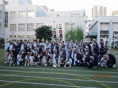 神楽阪「阿波踊り」_b0092684_13375452.jpg