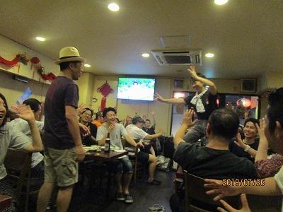 神楽阪「阿波踊り」_b0092684_13392795.jpg