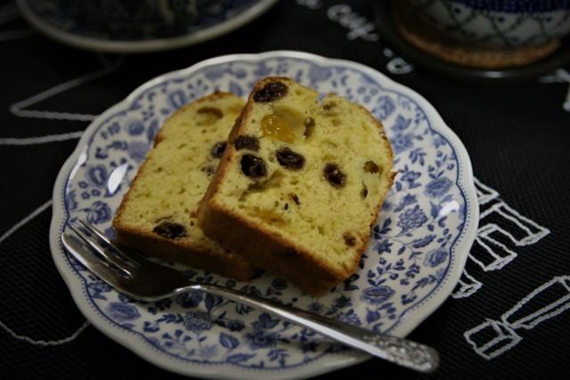 高槻の家庭菜園で収穫した「食用鬼灯」でパウンドケーキ~♬_f0229190_17064217.jpg