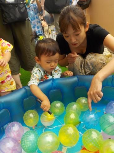 【南砂園】夏祭り_a0267292_17535432.jpg