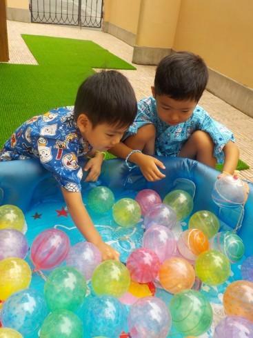 【南砂園】夏祭り_a0267292_17535805.jpg