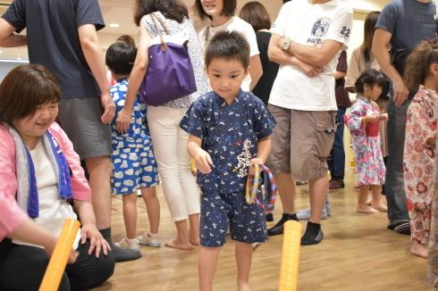 【南砂園】夏祭り_a0267292_17542217.jpg