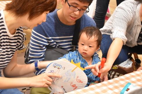 【南砂園】夏祭り_a0267292_17561748.jpg