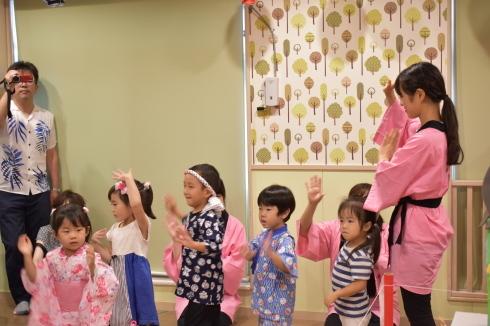 【南砂園】夏祭り_a0267292_17562709.jpg