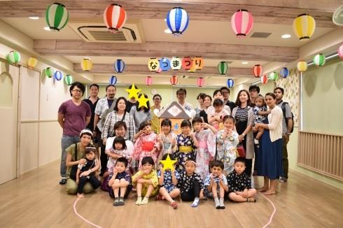 【南砂園】夏祭り_a0267292_17564362.jpg
