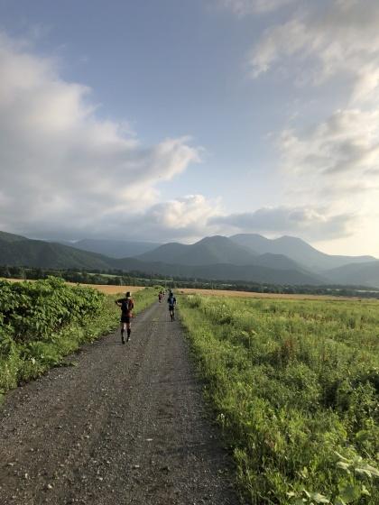 7th Mt.TAISETSU Trail journey_d0198793_18335729.jpg