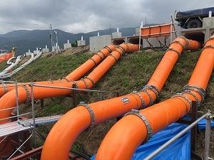 【新聞掲載】洪水対策としての仮設排水ポンプ設備_f0318400_09574690.jpg