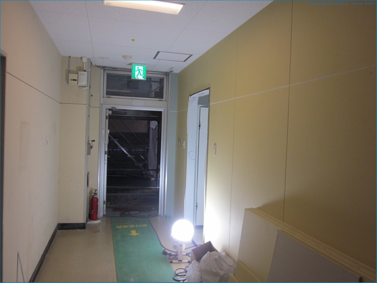 N病院グループ Nナーシング南館 改修・増築工事 1_c0376508_03420490.jpg