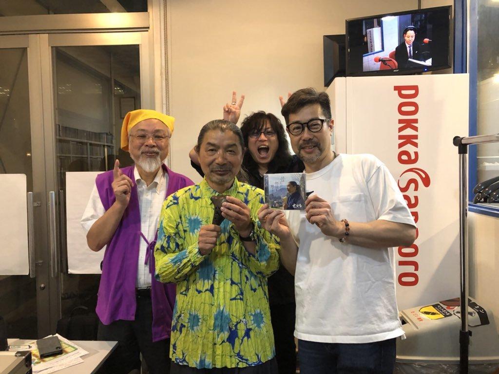 ウルトラFMから~生放送レインボーT FM「KOJR」の日です!_b0183113_08054524.jpg