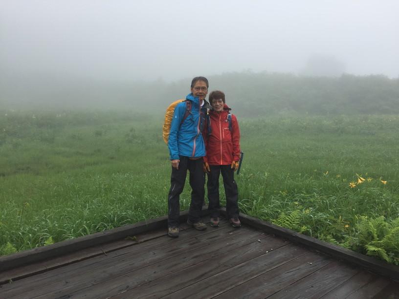 """2019年7月『天空が友達 -北アルプス後立山連峰縦走-』July 2019 \""""On the Skyline, Trekking of North Japan Alps\""""_c0219616_11034823.jpg"""