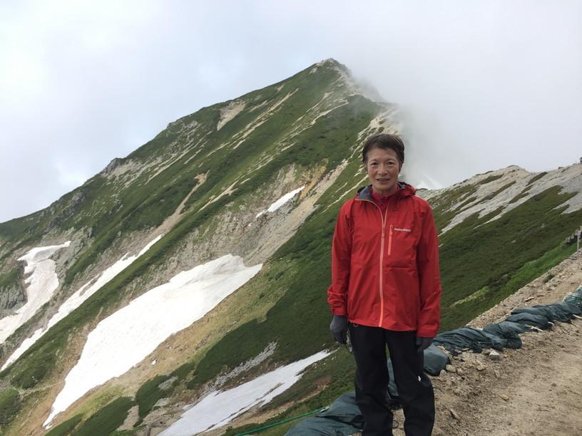 """2019年7月『天空が友達 -北アルプス後立山連峰縦走-』July 2019 \""""On the Skyline, Trekking of North Japan Alps\""""_c0219616_11034878.jpg"""