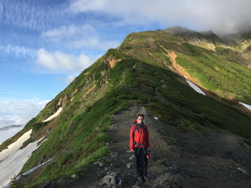 """2019年7月『天空が友達 -北アルプス後立山連峰縦走-』July 2019 \""""On the Skyline, Trekking of North Japan Alps\""""_c0219616_11173494.jpg"""