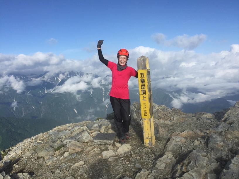 """2019年7月『天空が友達 -北アルプス後立山連峰縦走-』July 2019 \""""On the Skyline, Trekking of North Japan Alps\""""_c0219616_11173549.jpg"""