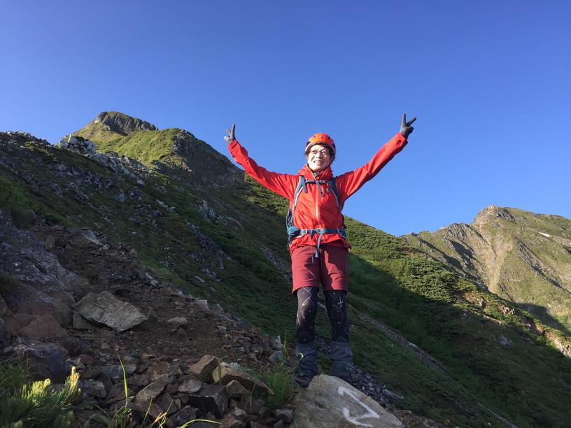 """2019年7月『天空が友達 -北アルプス後立山連峰縦走-』July 2019 \""""On the Skyline, Trekking of North Japan Alps\""""_c0219616_11464386.jpg"""