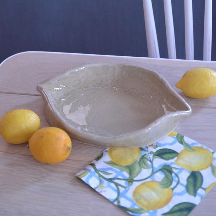 ◆At Home Worksさんの陶芸WSでレモンのお皿_f0251032_16134969.jpg