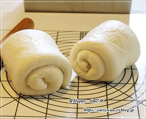 照り焼きチキン弁当とパン焼き・山食♪_f0348032_17002408.jpg