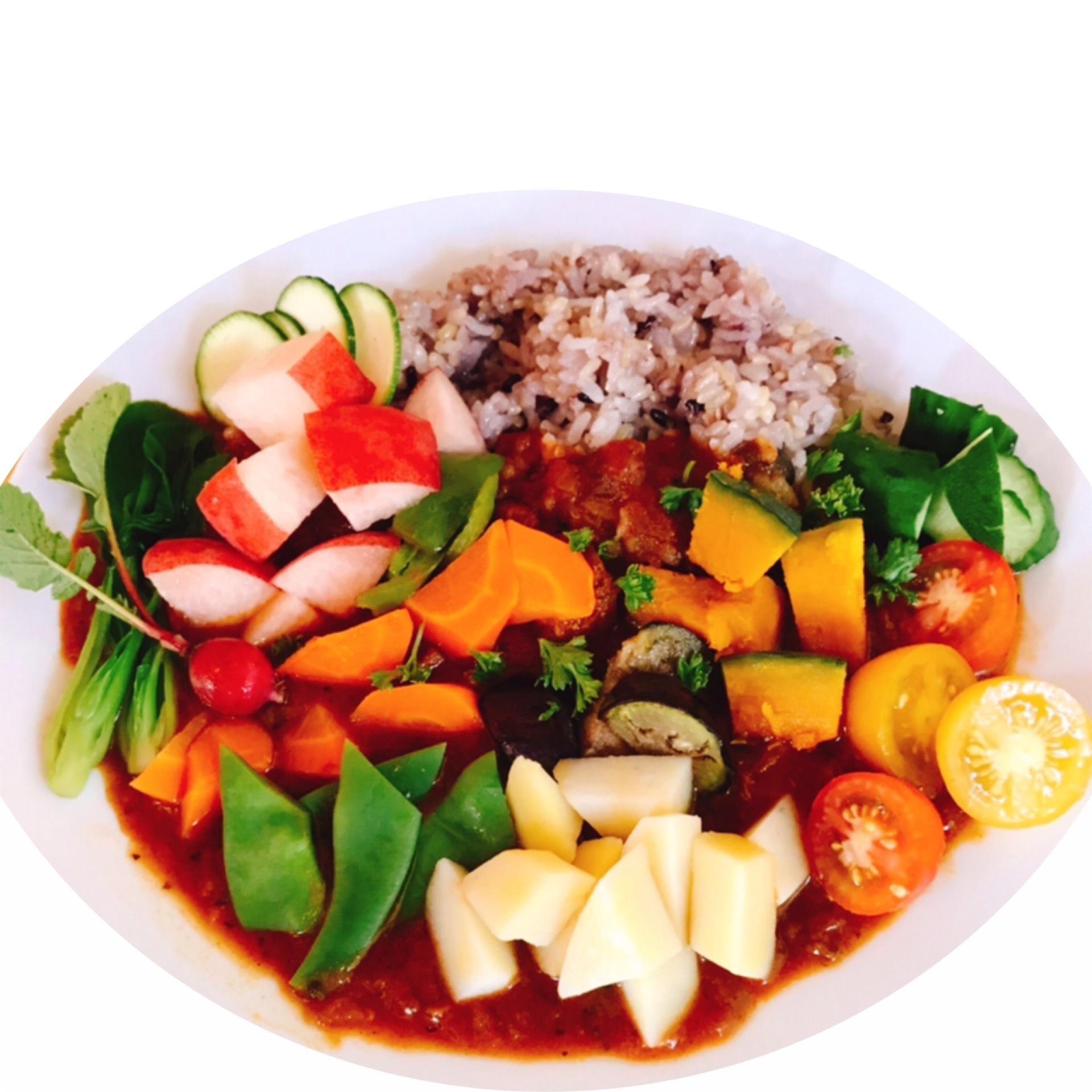 野菜ランチ_a0263653_10403099.jpg