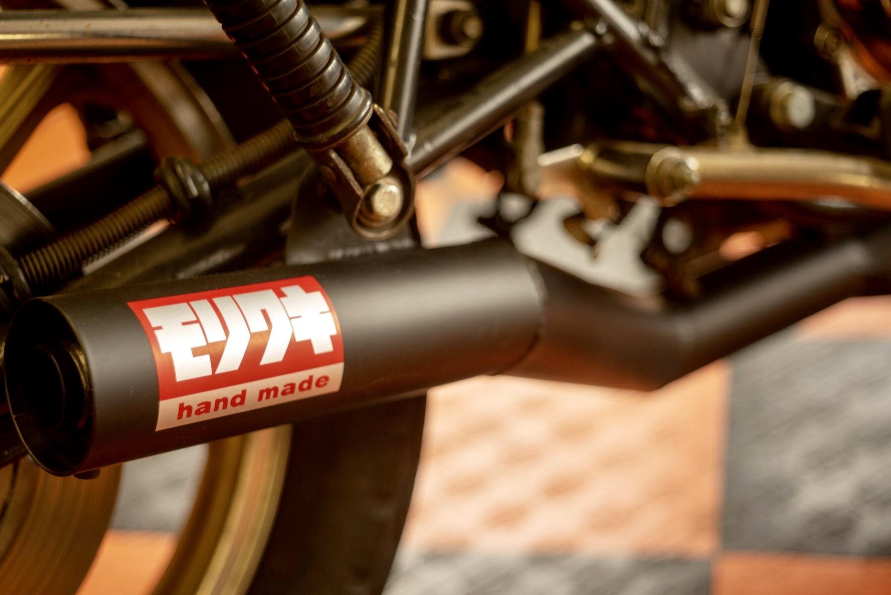 【NEWS!】お盆前にモリワキ復刻 Z400FX手曲げショート管が到着します!_d0246961_17492700.jpg