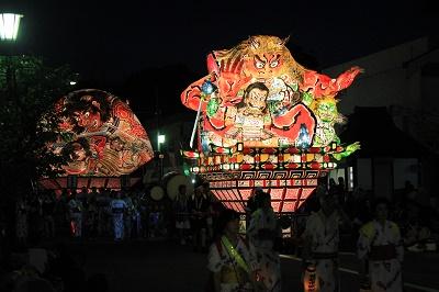 2019弘前ねぷたまつり開幕!! _8/1土手町コース_d0131668_11531429.jpg