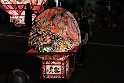 2019弘前ねぷたまつり開幕!! _8/1土手町コース_d0131668_11542921.jpg