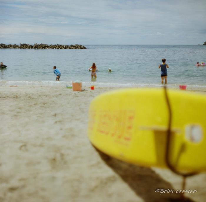 海水浴の思い出_b0246079_04585694.jpg