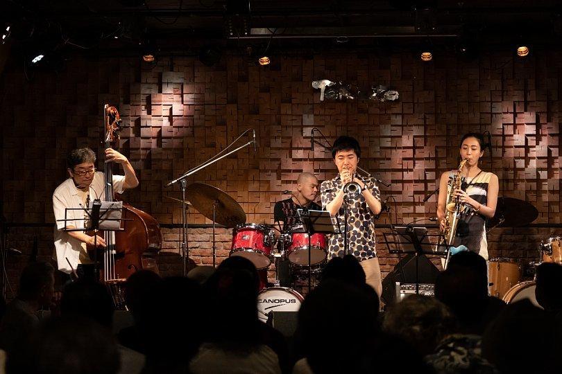 """Mercy, Mercy, Mercy! #3 - \""""Kato Masashi Quartet\""""_d0353489_22325876.jpg"""